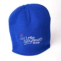 Little Scrummers Embroidered Beanie Hat